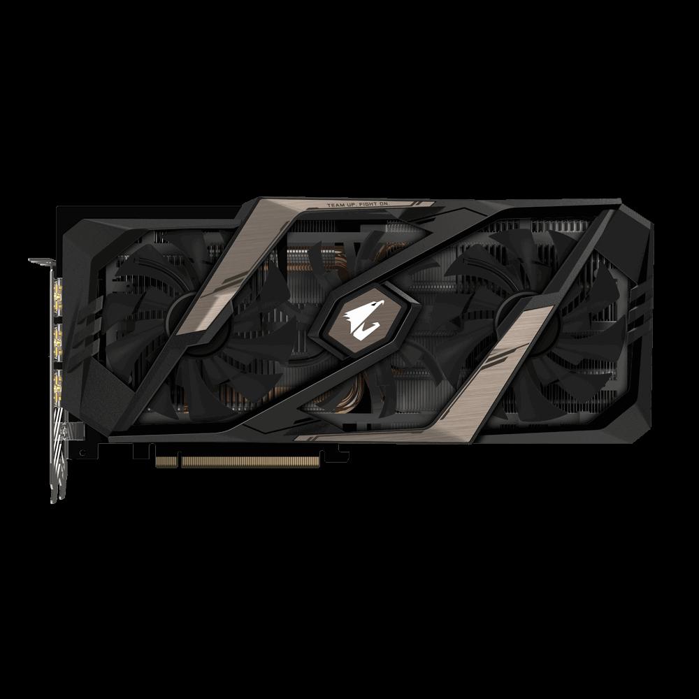 AORUS GeForce RTX™ 2070 XTREME 8G | AORUS