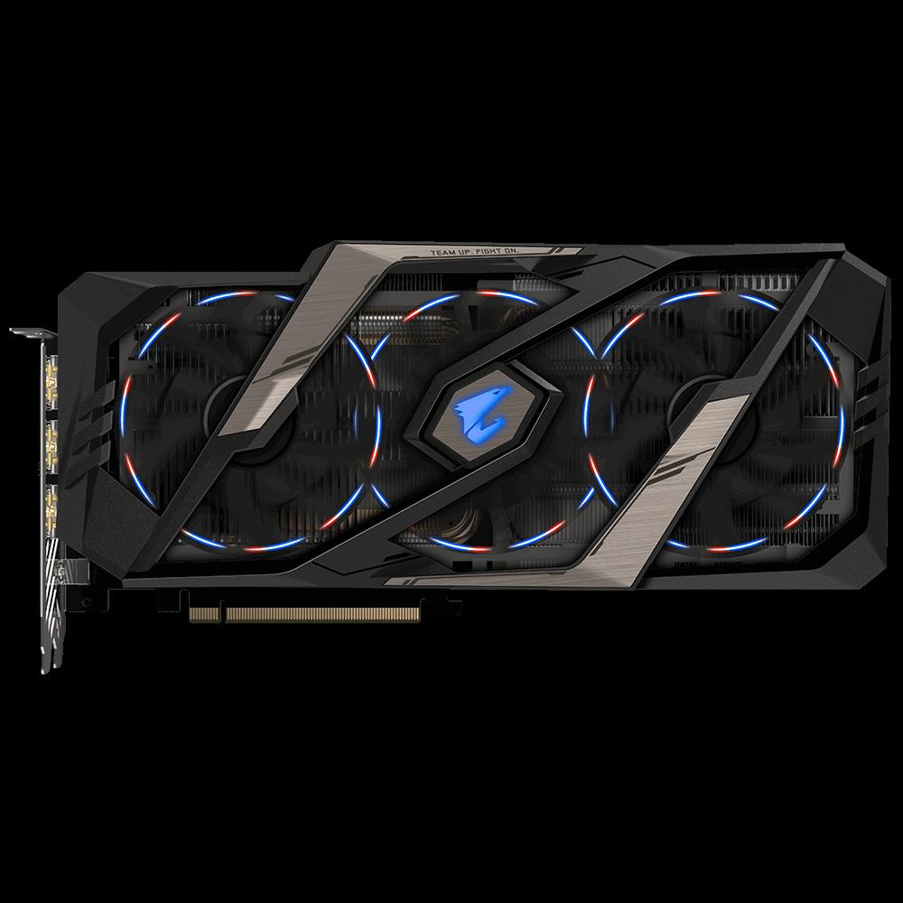 AORUS GeForce RTX™ 2070 XTREME 8G   AORUS